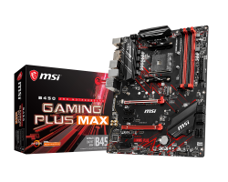 B450 GAMING PLUS MAX