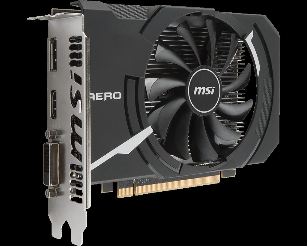 Gallery for Radeon RX 560 AERO ITX 4G OC | Graphics card - The world