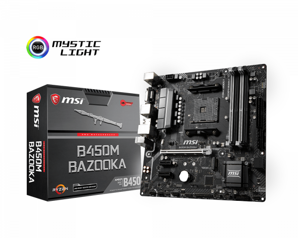 B450M BAZOOKA | Motherboard - The world leader in