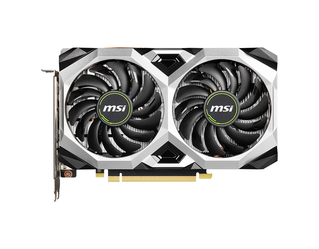 GeForce GTX 1660 SUPER GAMING VENTUS XS OC