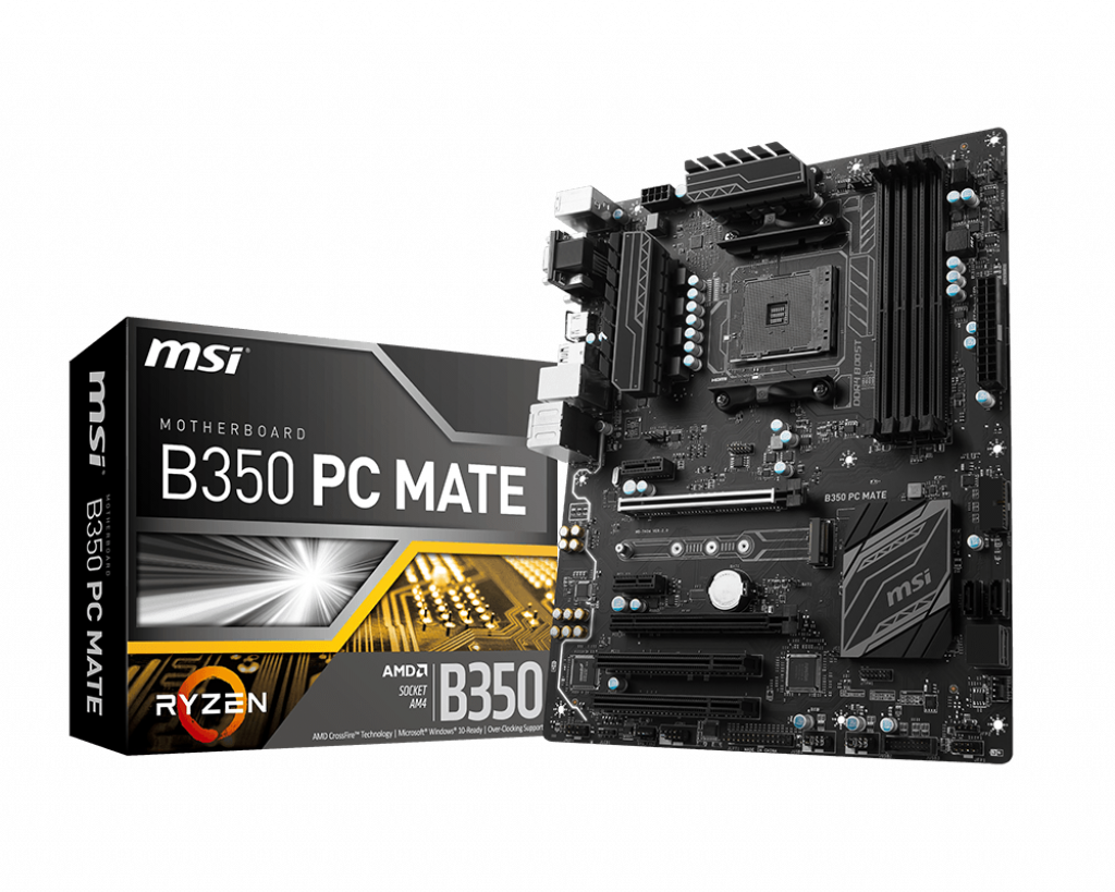 Support For B350 PC MATE | Motherboard - The world leader in