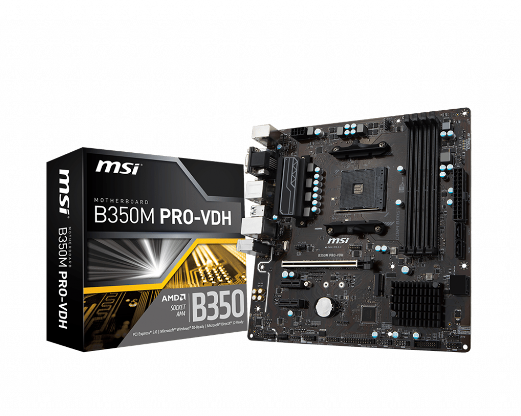 B350m Pro Vdh Motherboard The World Leader In Design Fan Connector Pinout View Diagram Cpu Error Computer Wiring Msi Global