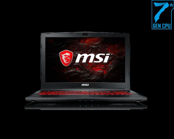 Tidssvarende Specification for GL62M 7RDX | Laptops - The best gaming laptop YV-49