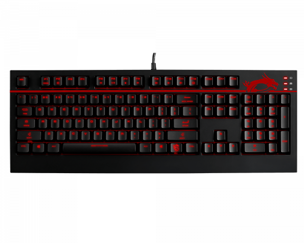 4c80ce2ea4f Keyboards Gaming Gear GK-701 MECHANICAL GAMING KEYBOARD