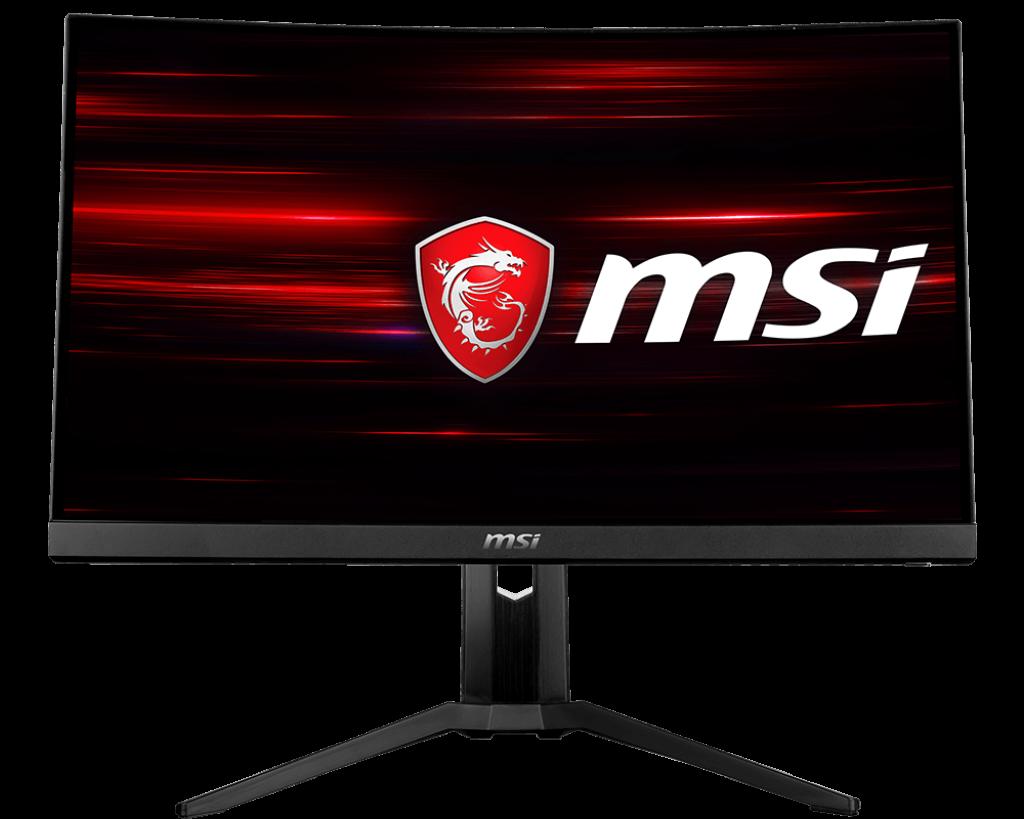 Monitor - Curved Gaming Monitor - MAG241R | MSI Global