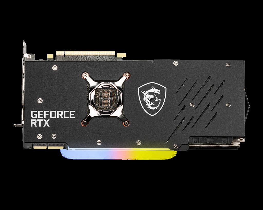 GeForce RTX™ 3090 GAMING X TRIO 24G