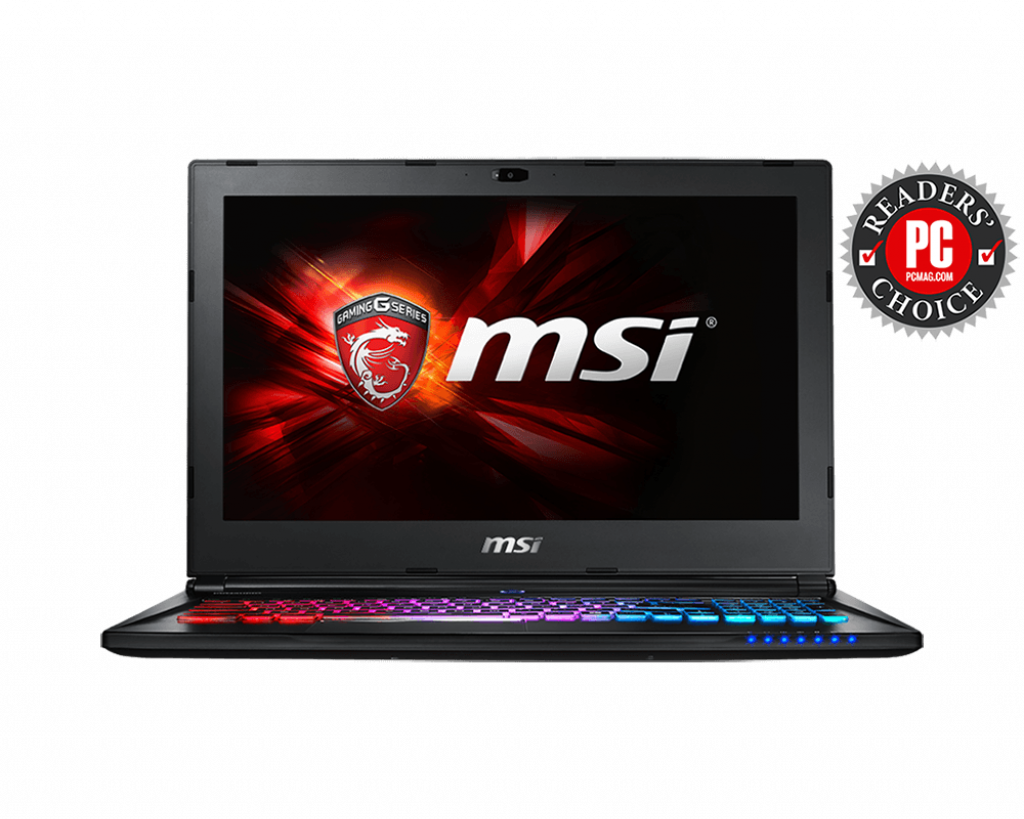 MSI GS72 6QC Stealth 4K Elantech Touchpad Drivers Windows XP