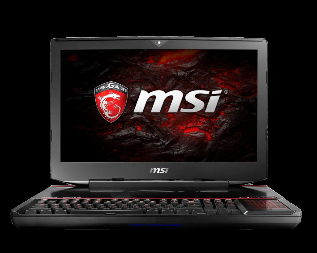 MSI GT83VR TITAN SLI Synaptics Touchpad Windows