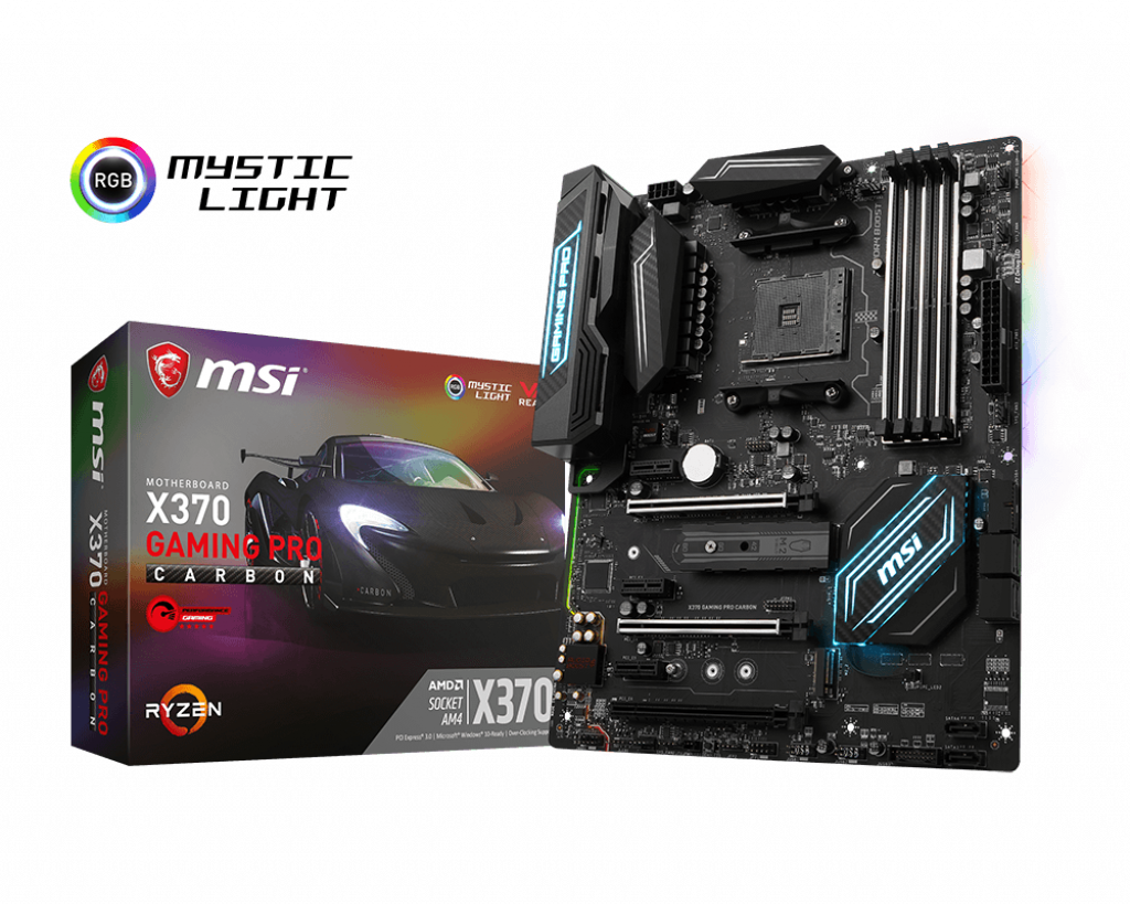 Support For X370 GAMING PRO CARBON Motherboard The World Leader