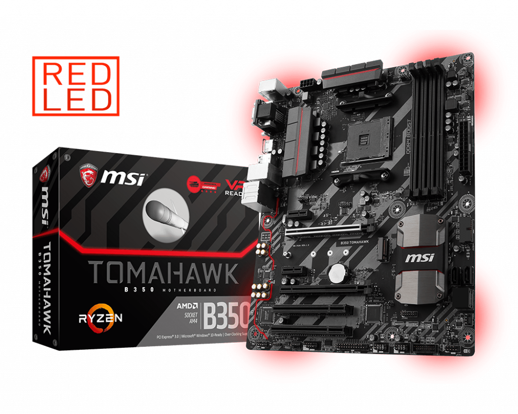 msi b350 tomahawk bios update download
