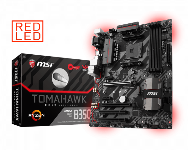 B350 TOMAHAWK | Motherboard - The world leader in motherboard design