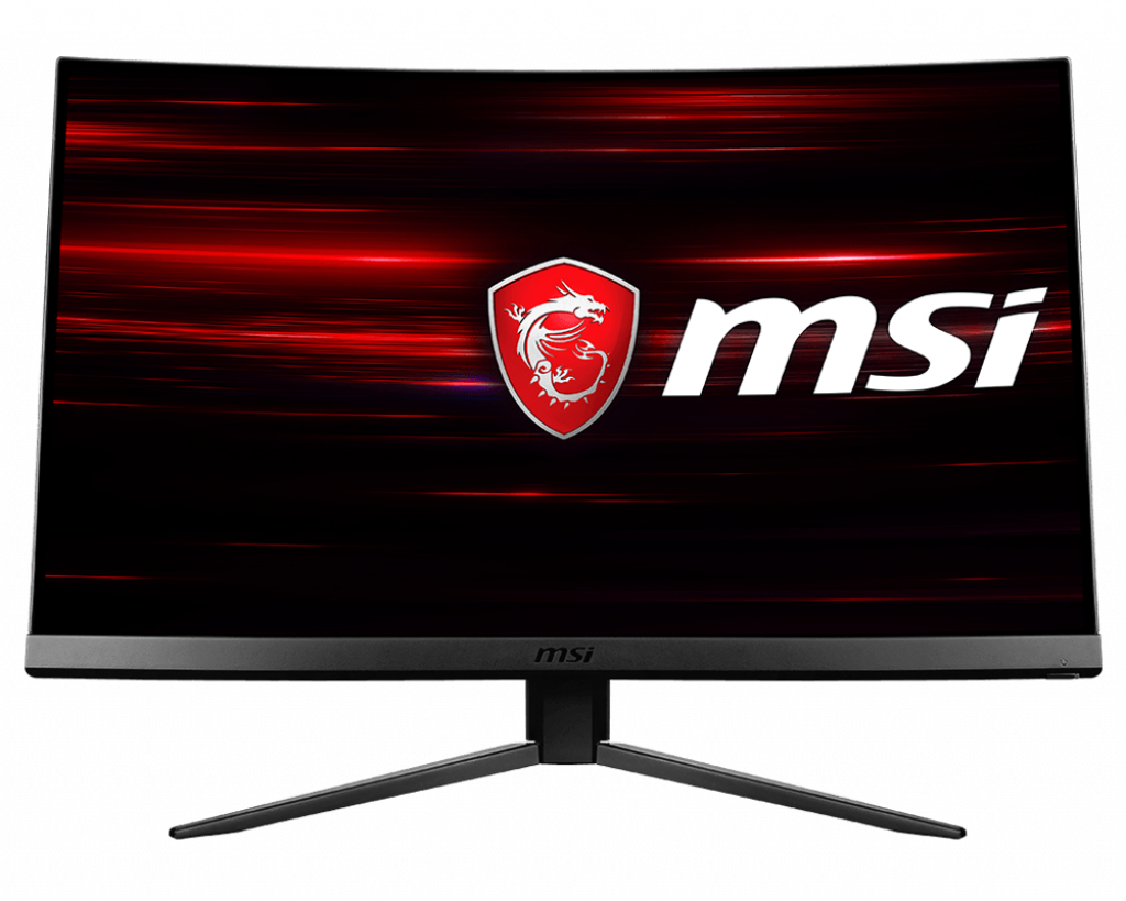 Monitor Curved Gaming Monitor Mag241c Msi Global