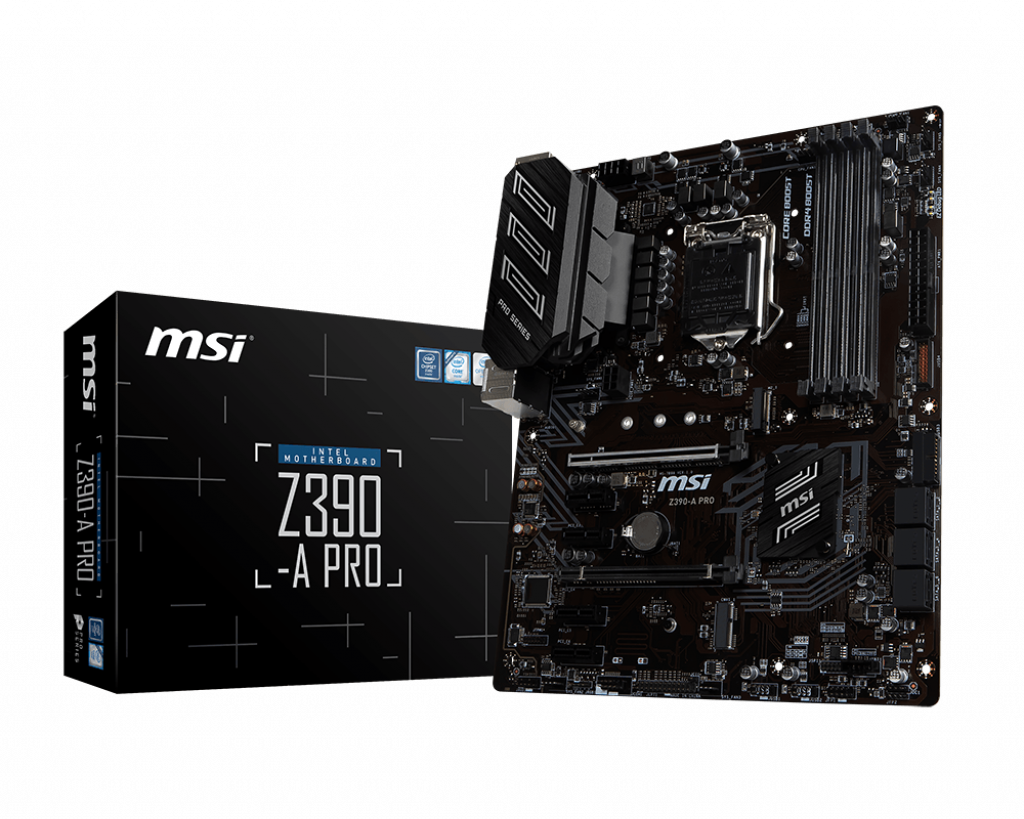 Z390 A Pro Motherboard The World Leader In Design Circuit Board Electronic Background Mother Technical Panel Msi Global