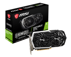 GeForce GTX 1660 ARMOR 6G OC