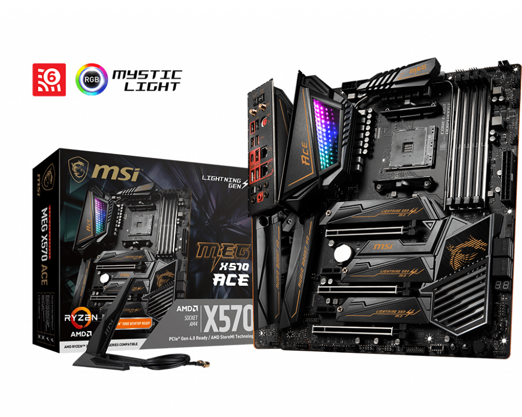 Meg X570 Ace Motherboard Msi Global