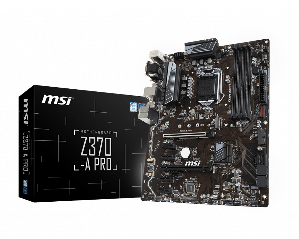 z370 a pro motherboard the world leader in motherboard design rh msi com msi h61m-p31/w8 wiring diagram msi h61m-p31/w8 wiring diagram