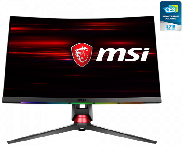 Monitor - Curved Gaming Monitor - MPG27CQ | MSI Global