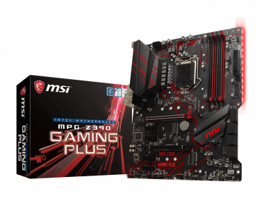 Support For MPG Z390 GAMING PLUS | Motherboard - The world leader in