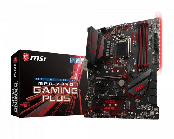 MPG Z390 GAMING PLUS | Motherboard - The world leader in
