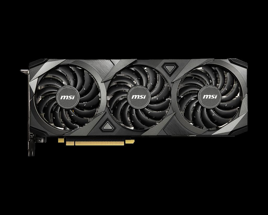GeForce RTX™ 3090 VENTUS 3X 24G OC
