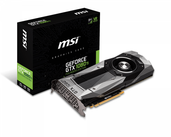 GeForce GTX 1080 Ti Founders Edition | Graphics card - The world