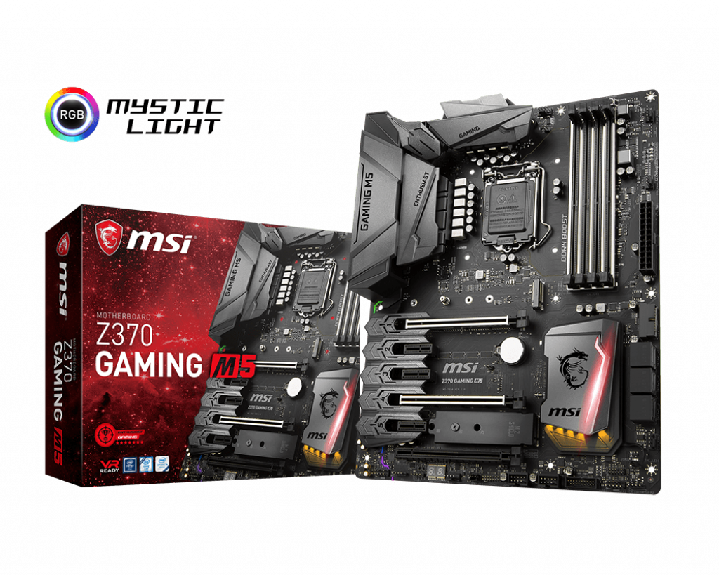 Support For Z370 GAMING M5 | Motherboard - The world leader