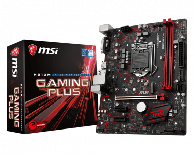 Support For H310M GAMING PLUS | Motherboard - The world leader in