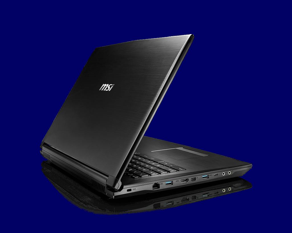 MSI CR72 6M Linux
