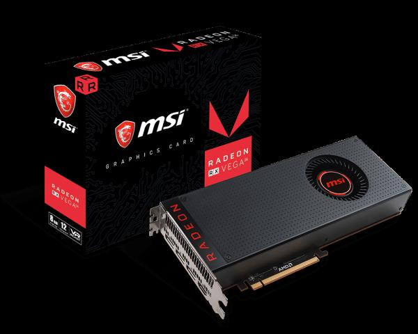 Radeon RX Vega 56 8G | Graphics card - The world leader in