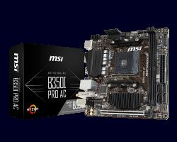 B350I Pro AC