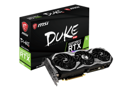 GeForce RTX 2080 Duke 8G OC