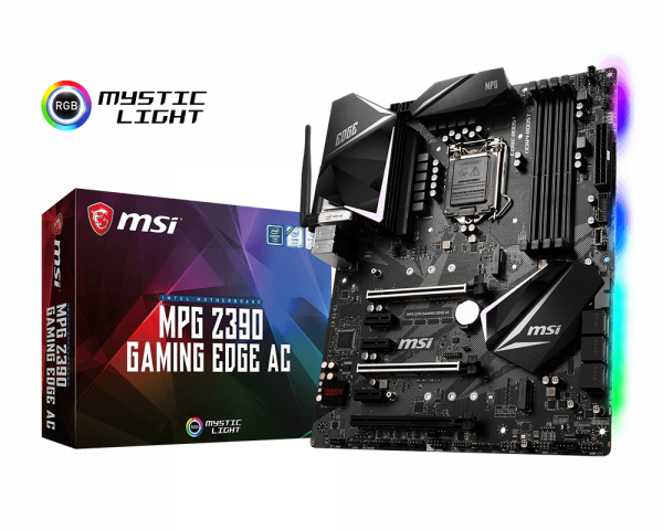 Image result for MPG Z390 GAMING EDGE AC