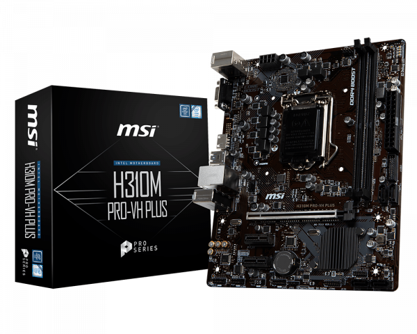 f5052760972 H310M PRO-VH PLUS | Motherboard - The world leader in motherboard ...