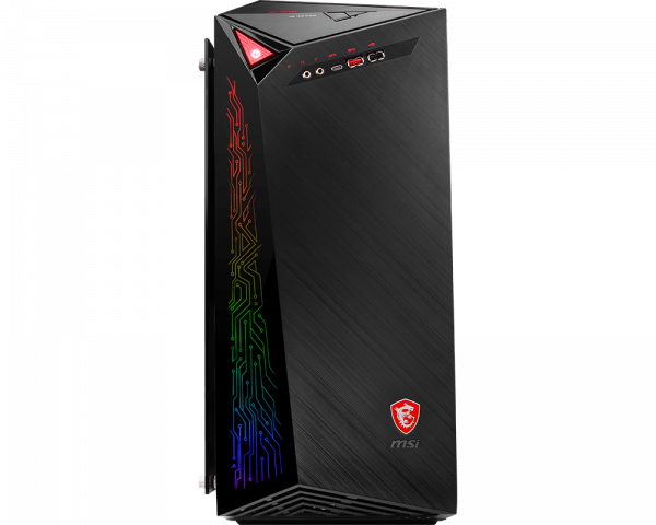 Msi Gaming Desktop Infinite X Plus