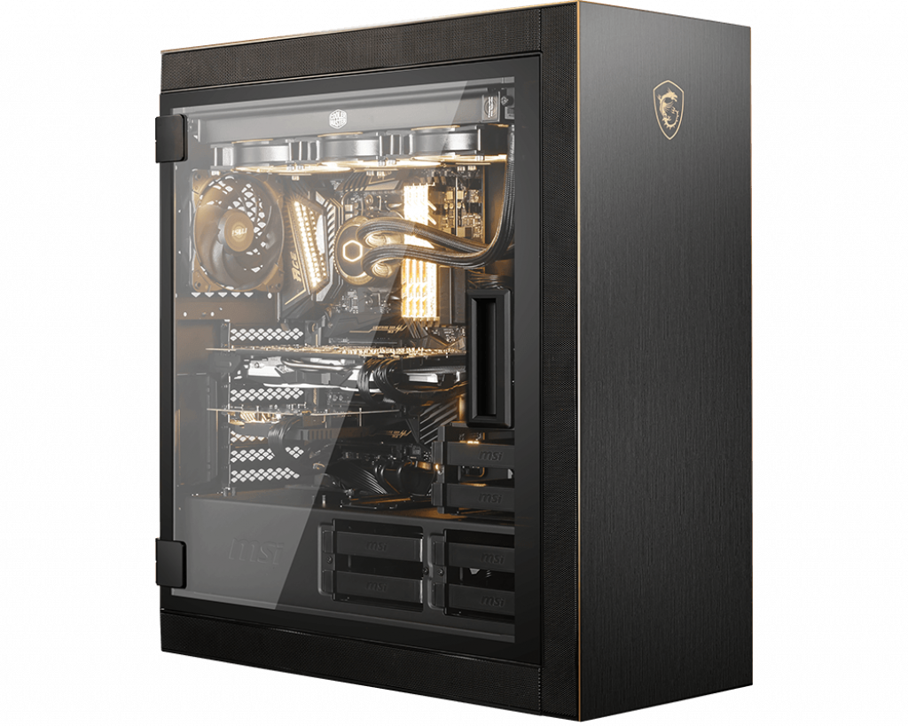 Best Airflow Case 2020.Mpg Sekira 500g Gaming Case The Most Innovative