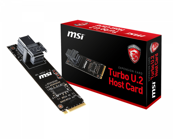TURBO-U.2-HOST-CARD