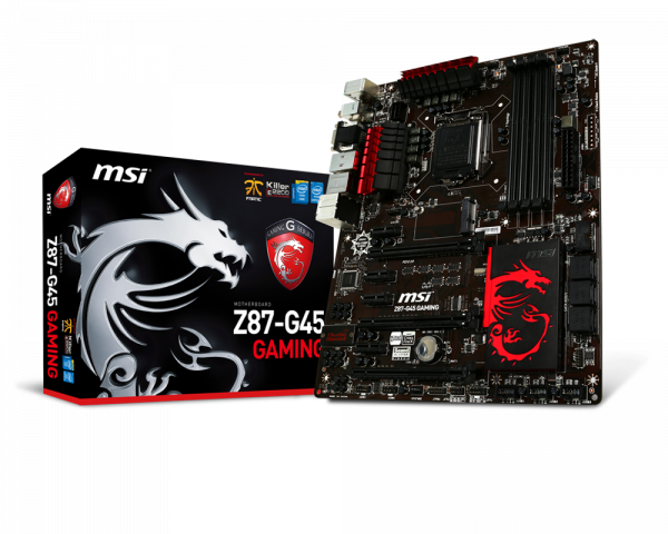 MSI Z87-G45 Gaming Lucid Virtu MVP Graphics Driver (2019)