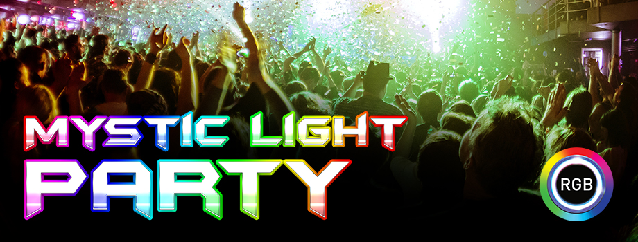 Mystic Light Party