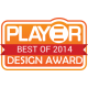 Best of 2014 - Design PLAY3R