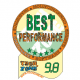 9.8/10.0 Best Performance Award