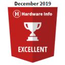 Excellent December 2019