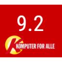 KomputerForAlle Rank 9.2