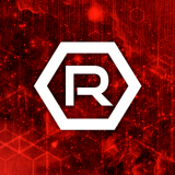 Red Computer Logo