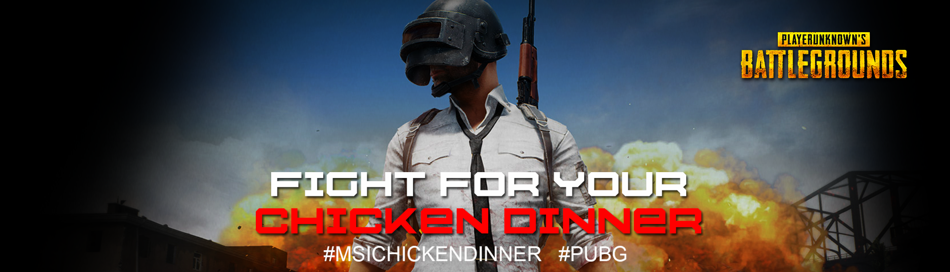 Fight for your chicken dinner