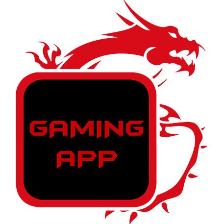 MSI Gaming App logo