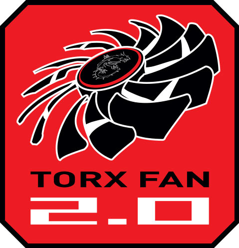 Torx Fan 2.0 logo