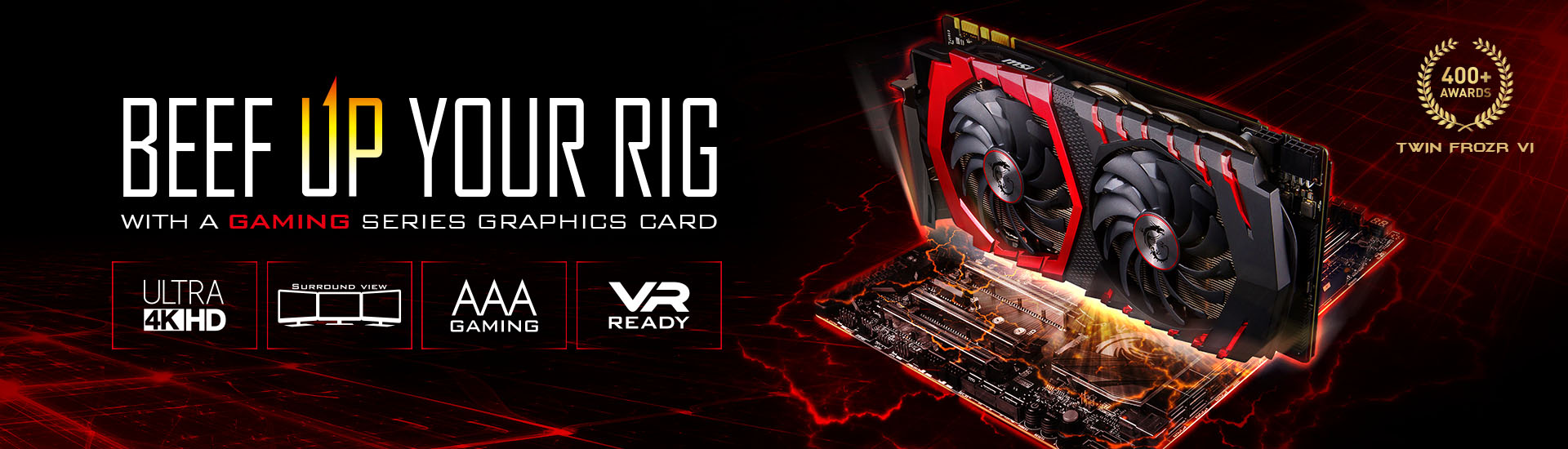 Beef Up Your Rig