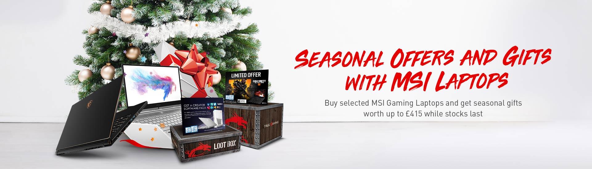 UK Dec Xmas Promotion