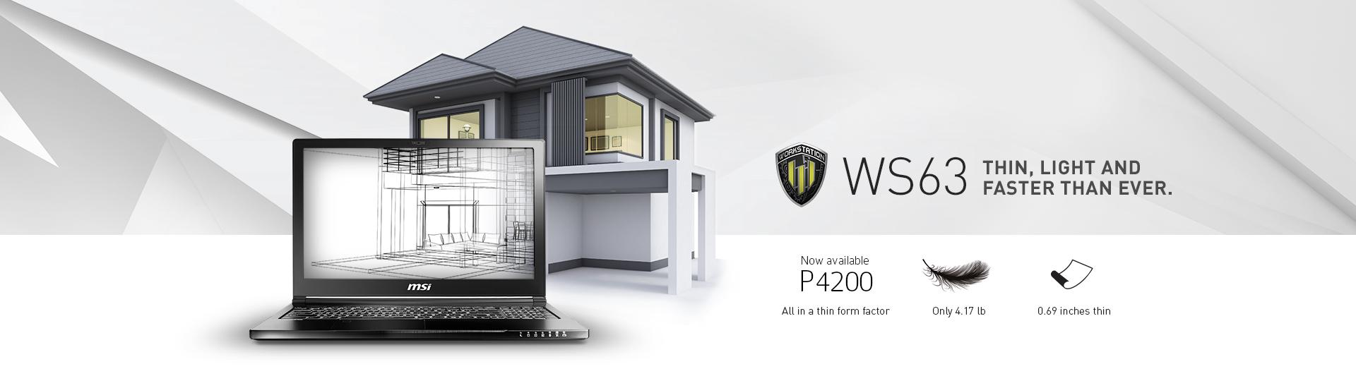 Workstation WS63 - CFL
