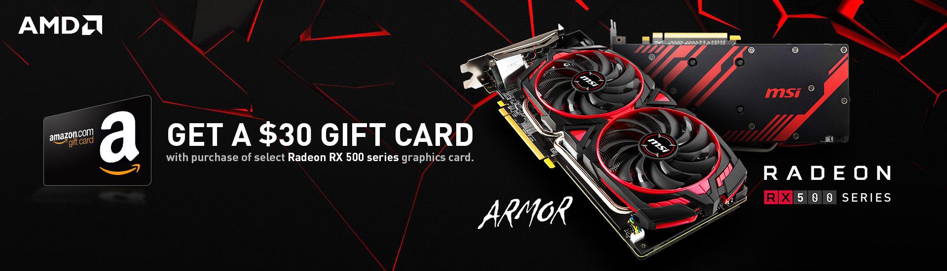 AMD Radeon 500 series